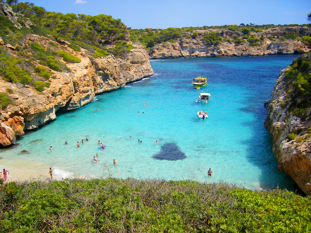 Mallorca's ten best hidden beaches and calas - Charles Marlow