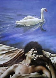 Hendrix with Swan
