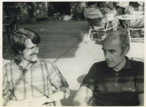 jay-and-george-at-sa-fonda-cafe-1969_2