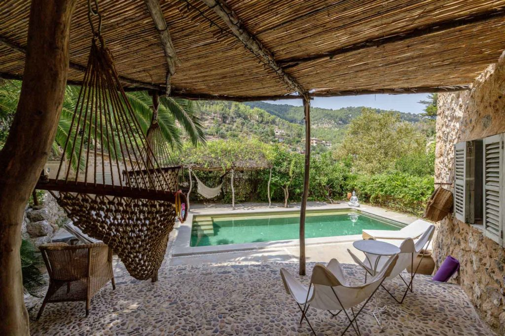 Villa for rent in Deia, Mallorca